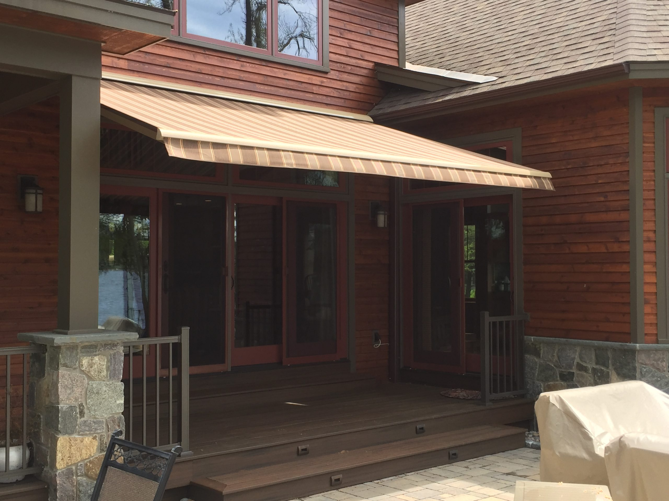 Albany Retractable Awning & Shade Screen Installers ...